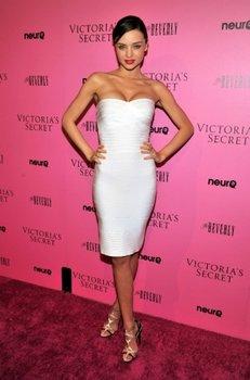 Миранда Керр делится секретами красоты