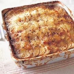 Вкусная пища в пост – картофельно-грибная запеканка