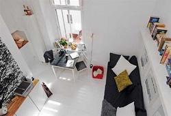 Создание иллюзии простора в маленьких помещениях