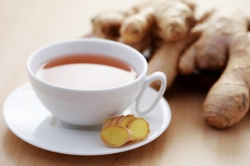 Чай из имбиря: безалкогольное горячительное
