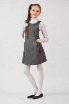 Школьная блузка для девочки 35