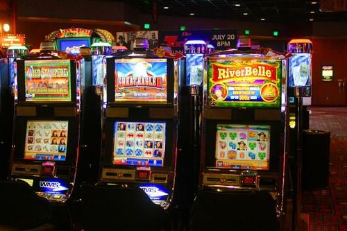 Замечательные игровые автоматы подарят незабываемый отдых в азартной обстановке