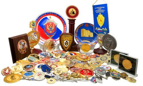 Значки от «Флагман» и их широкое применение