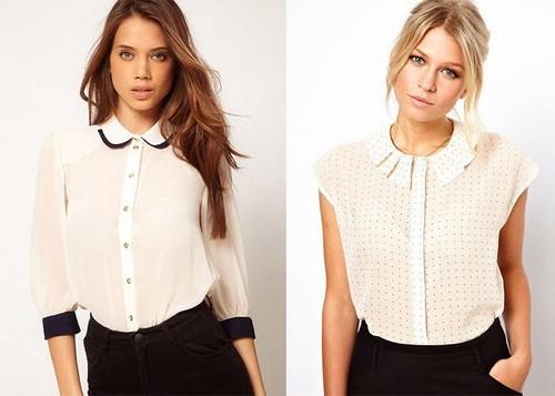 67d7f47bb41 Модные блузки 2016