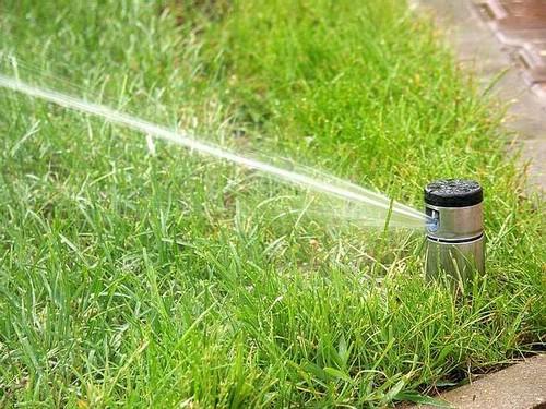 Создание автоматического полива газонов